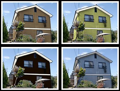 鳥取県 島根県 ホームデコ 外壁塗装 屋根塗装