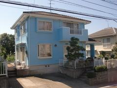 外壁の色が変わると家のイメージはずいぶん変わってきます。色を決めるのは大変ですが楽しみでもありますね。お気軽にご相談ください
