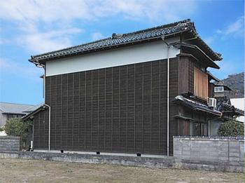 見違える様に綺麗になり、以前の風格を取り戻し、建物も元気になりました。 鳥取 島根 安来